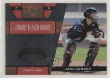 2011 Playoff Contenders Award Winners Jake Lowery #3