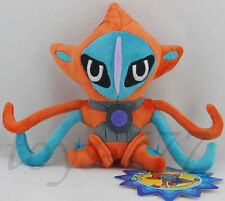 "Pokemon DNA 6"" Deoxys Plush Attack Forme PsychicToy Stuffed Animal Nintendo Doll"
