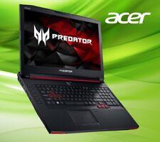 """Acer Predator G9-793-75DL  17,3"""" FHD GAMER i7-6700HQ 1TB 128GB SSD 16GB GTX 1060"""