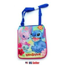 Lilo And Stitch Stitch and Angel Girls Mini Sling Shoulder Bag