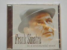 CD album FRANCK SINATRA - In a sentimental mood - NEUF sous blister