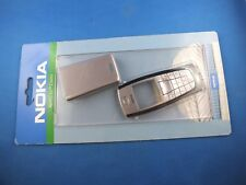 Original Nokia 6220 A Front Cover Front Cover Battery Cover Keyboard cc-56d Rose