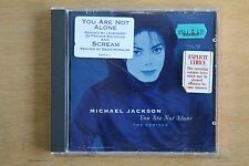 Michael Jackson  – You Are Not Alone (The Remixes)   (Box C300)