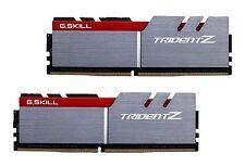 G.Skill 16GB (Dual Channel Kit) 3200MHz DDR4 Trident Z  (F4-3200C16D-16GTZB)