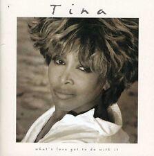 Tina Turner - What's Love Got to Do with ( Turner, Tina ) (Original Soundtrack)