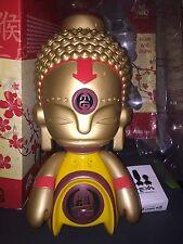 ASIA MINIGOD MARKA27 DESIGNER VINYL FIGURE W/ SPEAKER Buddha iPhone iPod