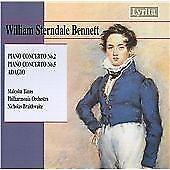 William Sterndale Bennett - : Piano Concertos Nos. 2 & 5; Adagio (2006)