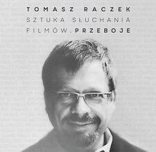 Tomasz Raczek - Sztuka sluchania filmow. Przeboje (CD) 2015 NEW