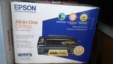 Epson Stylus CX7450 All-In-One Inkjet Printer Brand New in Box