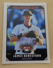 James Beresford 2018/19 Australian Baseball League Trading Card Minnesota Twins