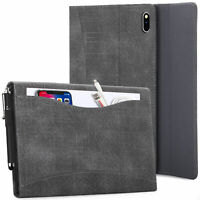 Huawei MatePad Pro 10.8 2019 Case, Cover - Black + Stylus & Screen Protector