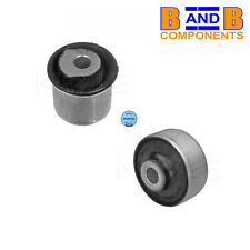 VW GOLF MK4 R32 AUDI TT S3 WISHBONE BUSHES MEYLE C682