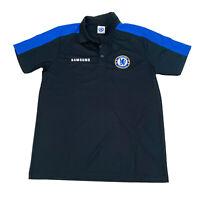 C.F.C Chelsea Football Club Polo BNWT Samsung 09-15 Size L