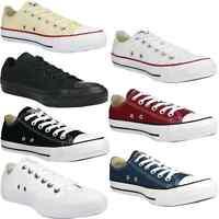 Converse Chucks All Star OX Canvas Schuhe Sneaker diverse Farben