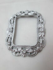 Dollhouse Miniature Unfinished Metal Frame #8
