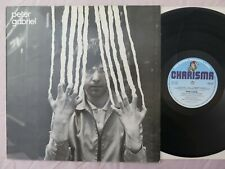 Peter Gabriel 2 (Scratch) ~ Charisma ‎CHC 24 ~ 1984 reissue from the UK ~ EX++