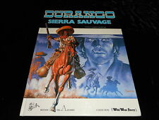Yves Swolfs : Durango 5 : Sierra sauvage EO 1985