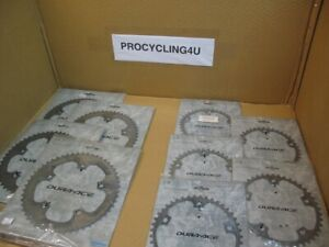 SHIMANO Dura Ace FC 7800 Chain Rings Chainring 130 BCD 53 52 50 42 39 New Rare