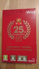 Super Mario: All-Stars - 25th Anniversary Edition Brand new and sealed Wii Game
