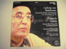 FRIEDRICH GULDA Beethoven/Gulda Munchner Philharmoniker  LD
