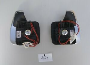 BMW 3 E90 X5 E70 M Sport STEERING WHEEL SHIFT PADDLES LEFT/RIGHT SWITCH SET