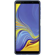 SAMSUNG GALAXY A7 (2018) 64 GB Blau Dual SIM
