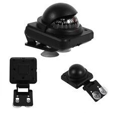 Black Auto Car Electronic Compass Navigation Dashboard Mount Marine Boat Ship AP