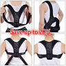 Adjustable Posture Corrector Back Shoulder Support Correct Brace Belt Unisex