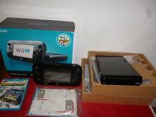 Wii U 32 GB Console Nera Premium Pack con Nintendoland _ PAL ITA
