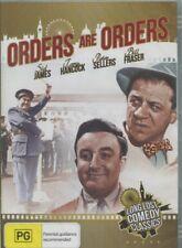 ORDERS ARE ORDERS - Brian Reece, Margot Grahame, Raymond Huntley  - DVD -