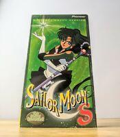 Sailor Moon S - The Secret Revealed  (Vol. 7, Uncut Version) [VHS], Good VHS, Te
