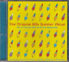ORIGINAL 80s SUMMER ALBUM - VARIOUS ARTISTS - CD