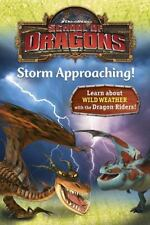 School of Dragons #3: Storm Approaching! (DreamWorks Dragons)-ExLibrary
