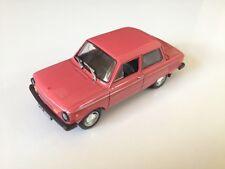 ZAZ 968 M - 1:43 MODEL CAR USSR DIECAST IXO IST DeAGOSTINI P122.1