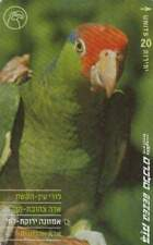 Telefoonkaart / Phonecard gebruikt Israël - Papagaai / Parrot (205)