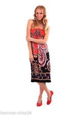 Markenlose Ärmellose wadenlange Damenkleider für die Freizeit