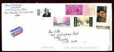 USA 2000 Airmail Cover To UK #C4411