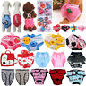 Pet Dog Physiological Pants Diaper Panties Underwear for Female Dog Washable Lot