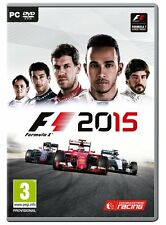 FORMULA 1 ONE 2015 15 F1 2015 PC NUEVO PRECINTADO EN CASTELLANO PC