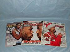 Usher (3) Magazine Lot 2004-2007 Rolling Stone Snoop Dogg Kanye West 50 Cent