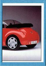 AUTO 2000 - SL - Figurina-Sticker n. 116 - VW CONCEPT 1 TDI 2/2 -New
