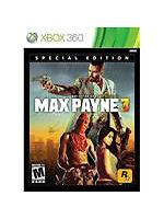 Max Payne 3 -- Special Edition (Microsoft Xbox 360, 2012)