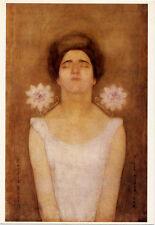 PIET MONDRIAN≈ Passiflora 1908≈Dutch Modern Art POSTCARD de Stijl Movement