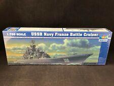 Trumpeter USSR Navy Frunze Battle Cruiser 1:700 Scale Plastic Model Kit 05708