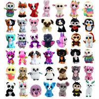 Cute Ty Beanie Boos 6 inch Plush Soft Toy Choose from a large selection #2