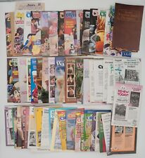 Lot 57 Crochet Magazines ~ Annies, Hooked On, Home & Digest, Quick & Easy, More