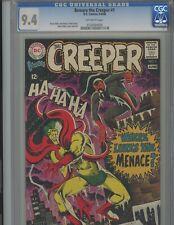 Beware the Creeper #1 9.4 DC DITCO  super sexy1968