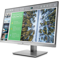 Hewlett Packard EliteDisplay 23.8-Inch Screen LED-Lit Monitor Silver (1FH47A8)