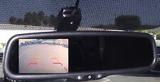 """OE Style rear view mirror monitor 4.3"""" for 2009-2017 Mercedes Sprinter Van"""