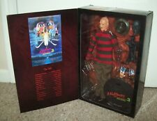 "Freddy Krueger 2006 Exclusive Sideshow 12"" Figure Nightmare On Elm Street Part 3"